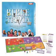BIBLE TRIVIA BOARD GAME