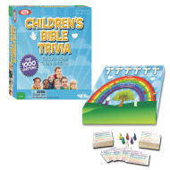 CHILDRENS BIBLE TRIVIA