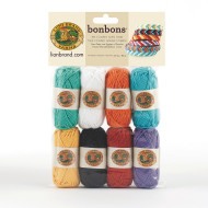 Bonbons® Mini Cotton Yarn Pack - Beach Themed (pack of 8)