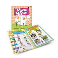 MY PLATE ACTIVITY BOOK (7-11) PK12