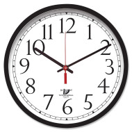 "Large 16-1/2""-Diameter Wall Clock"