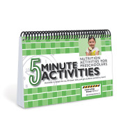 5 Minute Activities For Preschoolers Book