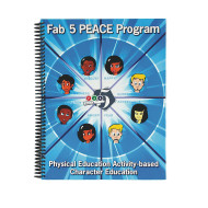 Focused Fitness Fab 5® PEACE Handbook and Resource CD