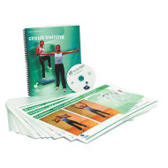 Focused Fitness FIVE FOR LIFE® Circuit Training Kit