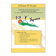 Fitness Fun Pak DVD Set (set of 7)