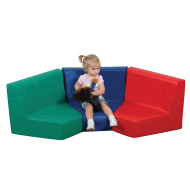 Three Piece Modular Seating Set