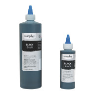 BLACK GLUE 16OZ