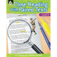 Close Reading with Paired Texts Grade 4
