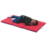 "3-Section 2"" Thick Infection Control Rest Mat"