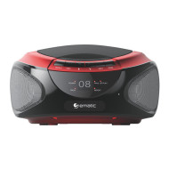 Portable Radio with CD Player and Bluetooth