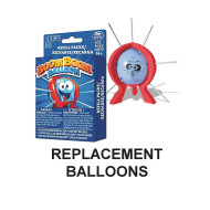 Boom Boom Balloon Replacement Balloons (pack of 20)