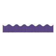 Purple Metallic Border