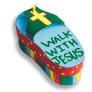 walk jesus