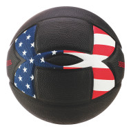 UNDER ARMOUR USA RUBBER BASKETBALL