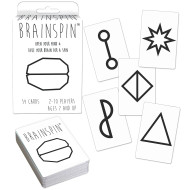 Brainspin™ Card Game