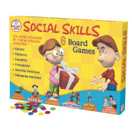 Social Skills Board Game Set