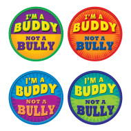 I'm a Buddy, Not A Bully Award Badge