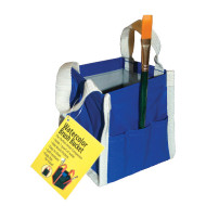 Collapsible Paintbrush Bucket