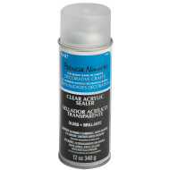 Crystal Clear Spray, Gloss