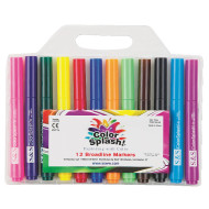Color Splash!® Broadline Markers  (pack of 12)