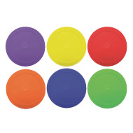 "Spectrum™ Poly Markers, 9"" Circles (set of 6)"