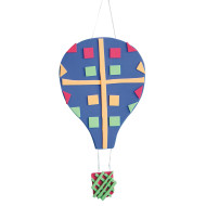 Hot Air Balloon Craft Kit (makes 48)