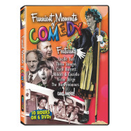 Funniest Moments of Comedy DVD Set (set of 6)