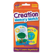 Creation Memory Match Challenge Cards®