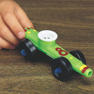 Toot Toot Kazoo Craft Kit  (makes 24)