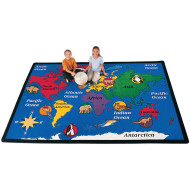World Explorer Carpet