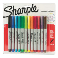 Sharpie® Ultra Fine Point Assortment (set of 12)