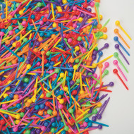 Bright Color Pin Mix Assortment