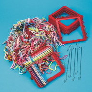 Loops and Looms Activity Pack