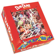 Dum-Dum Pops  (box of 120)