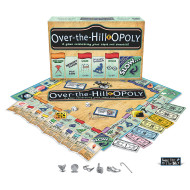 Over-the-Hill-Opoly™ Game