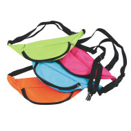 Neon Fanny Packs (pack of 12)