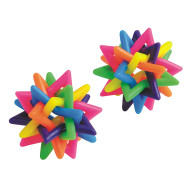 Star Blast Off Balls (pack of 12)