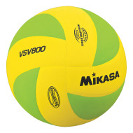 Mikasa® Squish Volleyball, Yellow/Green