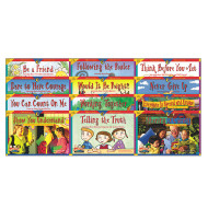 Character Education Readers Book Set  (set of 12)