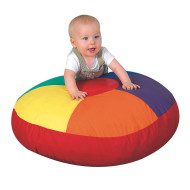 Small Color Wheel Floor Cushion