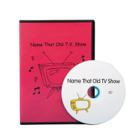 Name That Old TV Show CD