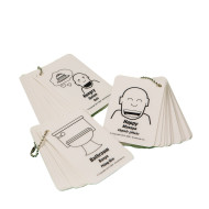 Multilingual Communication Cards (set of 3)