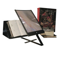 Prop It Bookrest and Hands-Free Page Magnifier