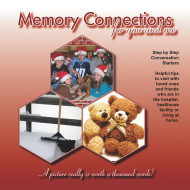 Memory Connections Book: Christmas, Snow, and Valentine