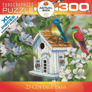 23 Cottage Lane 300 Piece Puzzle