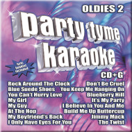 Party Tyme Karaoke CD+G Oldies 2