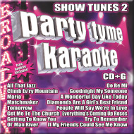 Party Tyme Karaoke CD+G Show Tunes 2