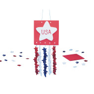 Patriotic Hanger© Craft Kit (makes 12)