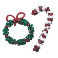 Beaded Ornaments Craft Kit (makes 32)