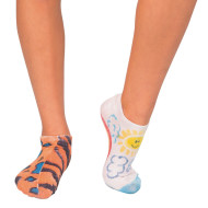 Anklet Color-Me™ Socks (makes 12)